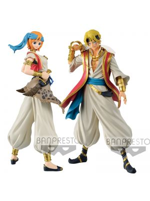 Banpresto One Piece Treasure Cruise World Journey Koala and Sabo Figure
