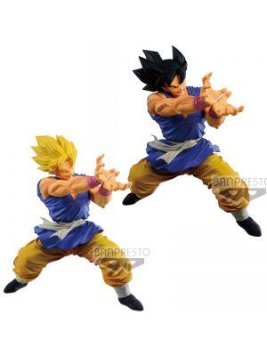 Goku Ultimate Soldiers Figure Dragon Ball Gt Super Saiyan Goku Kame Hame Ha
