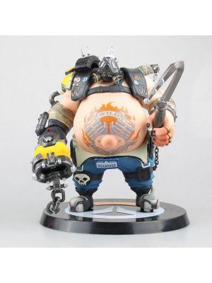 30cm Overwatch Roadhog Mako Rutledge PVC Figure Buy