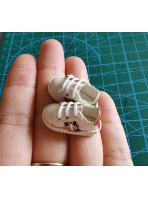 2.6cm BJD Sneakers Doll Shoes for OB11 1/12 GSC Archetype Figure