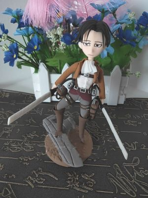 Handmade Attack on Titan Levi Ackermann Nendoroid Figure Buy