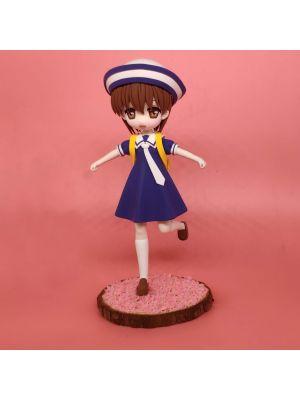 Handmade Clannad Ushio Okazaki Chibi Figure for Sale