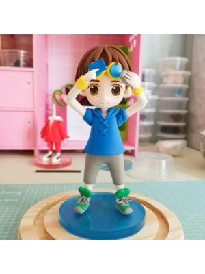 Handmade Digimon Tamers Henry Wong Nendoroid Toy Buy