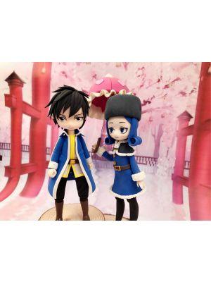 Handmade Fairy Tail Gray Fullbuster Juvia Lockser Nendoroid Petite Buy