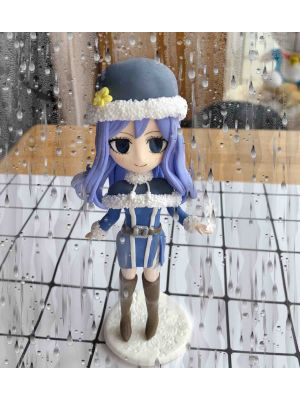 Handmade Fairy Tail Juvia Lockser Nendoroid Petite for Sale