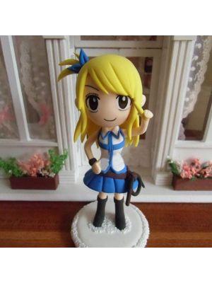 Handmade Fairy Tail Lucy Heartfilia Nendoroid Petite Buy