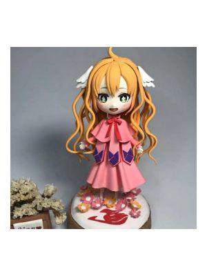 Handmade Fairy Tail Mavis Vermilion Chibi Clay Figure