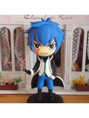 Handmade Fairy Tail Siegrain Jellal Fernandes Nendoroid Figure Petite for Sale