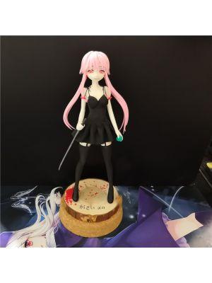 Handmade Future Diary Yuno Gasai Action Figure