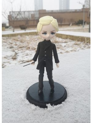 Handmade Harry Potter Draco Malfoy Nendoroid Figure for Sale