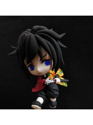 Handmade Kimetsu no Yaiba Giyu Tomioka Nendoroid Toy Buy