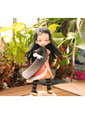 Handmade Kimetsu no Yaiba Nezuko Kamado Demon form Nendoroid Figure Buy