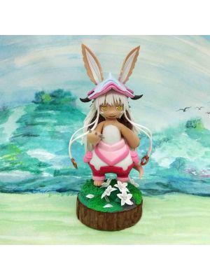Handmade Made in Abyss Nanachi Chibi Clay Figure