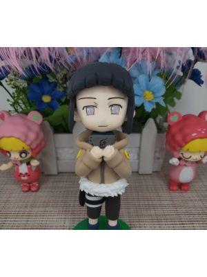 Handmade Naruto Hinata Hyuga Nendoroid Figure for Sale