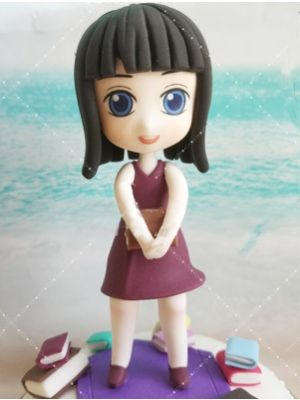 Handmade One Piece child Nico Robin Nendoroid Petite Buy