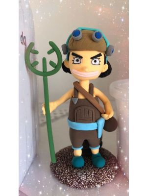 Handmade One Piece God Usopp Nendoroid Toy Buy
