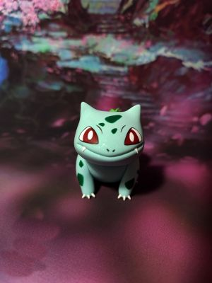 Handmade Pokemon Bulbasaur Nendoroid Petite Toy for Sale