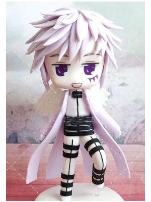 Handmade Reborn Byakuran Nendoroid Figure for Sale