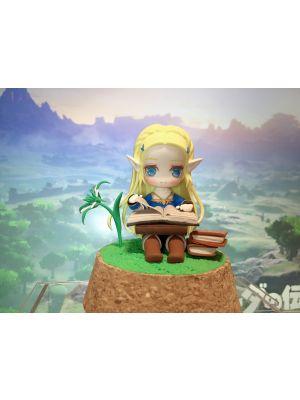 Handmade The Legend of Zelda: Breath of the Wild Zelda Chibi Figure