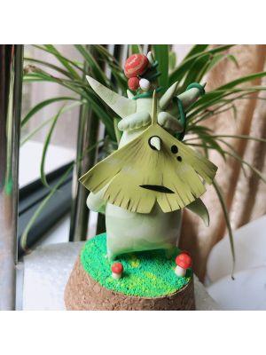 Handmade  The Legend of Zelda Hestu Chibi Clay Figure