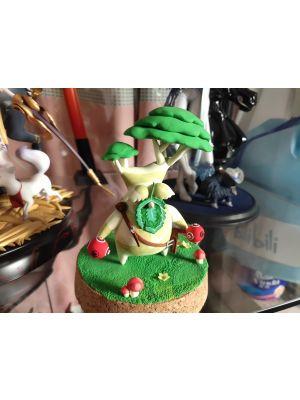 Handmade The Legend of Zelda Koroks Hestu Chibi Clay Figure