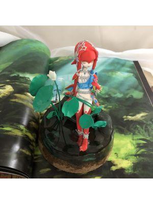 Handmade The Legend of Zelda Mipha Chibi Clay Figure Buy