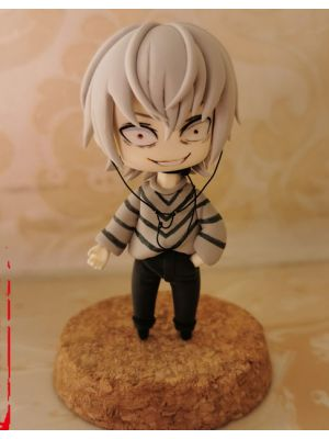 Handmade Toaru Majutsu no Index Accelerator Chibi Figure