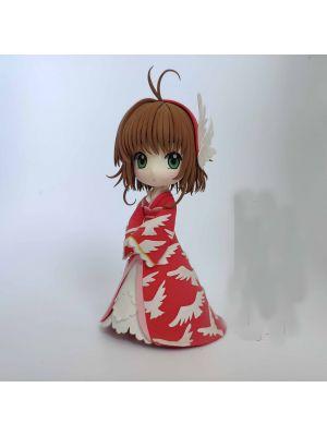 Handmade Tsubasa: RESERVoir CHRoNiCLE Sakura Chibi Figure