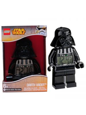 Lego Star Wars Darth Vader Clock Kid Bedroom Decor Doll Toy for Sale