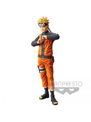 Banpresto Naruto Shippuden Uzumaki Figure Grandsita ROS 27cm Immediate Availability