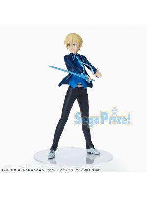 SEGA Eugeo Prize Figure Sword Art Online Alicization Ex Chronicle Ver. Figure