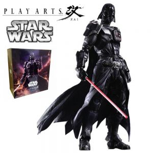 Cheap Play Arts Kai Variant Star Wars Darth Vader Action Figure Toy Buy