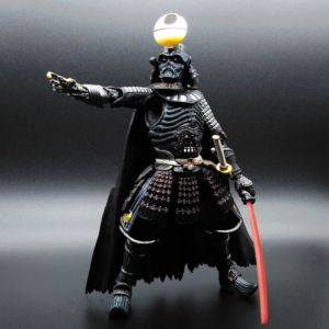 Cheap Bandai Star Wars Samurai Taisho Darth Vader Death Star Armor Action Figure Buy