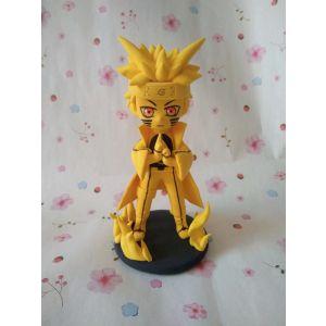 Naruto Uzumaki Nine-Tails Chakra Mode Nendoroid Figure for Sale