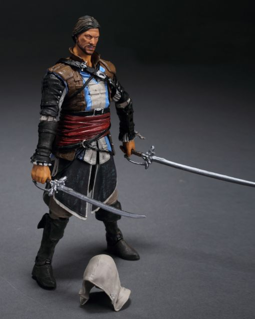 Assassin S Creed Edward Kenway 14cm Action Figure For Sale