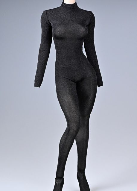1//6 Female White Dress Suit Clothes Fit 12/'/' PH TBLeague Phicen Body Figure